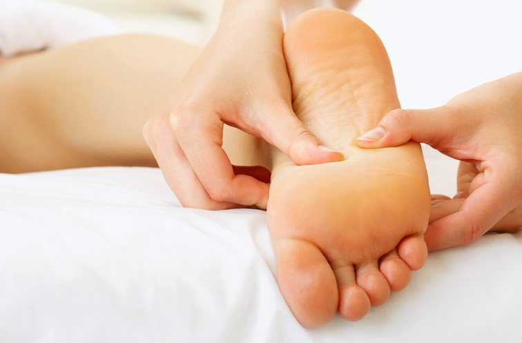 numbness in feet - possible causes, treatment and remedies, Skeleton